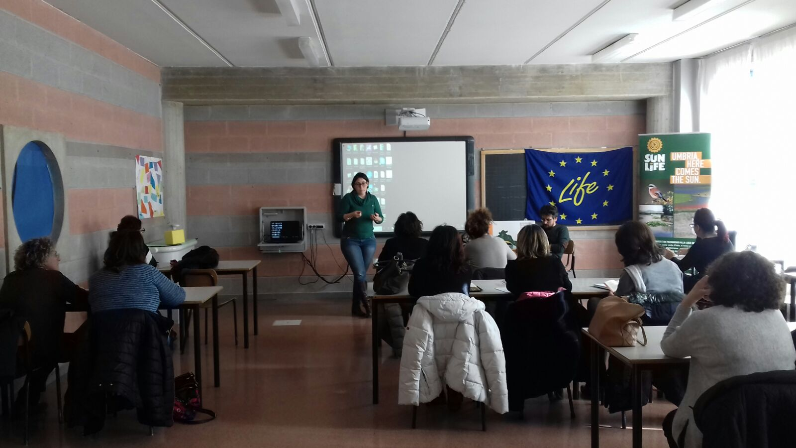 Formazione per insegnanti 15 marzo 2018