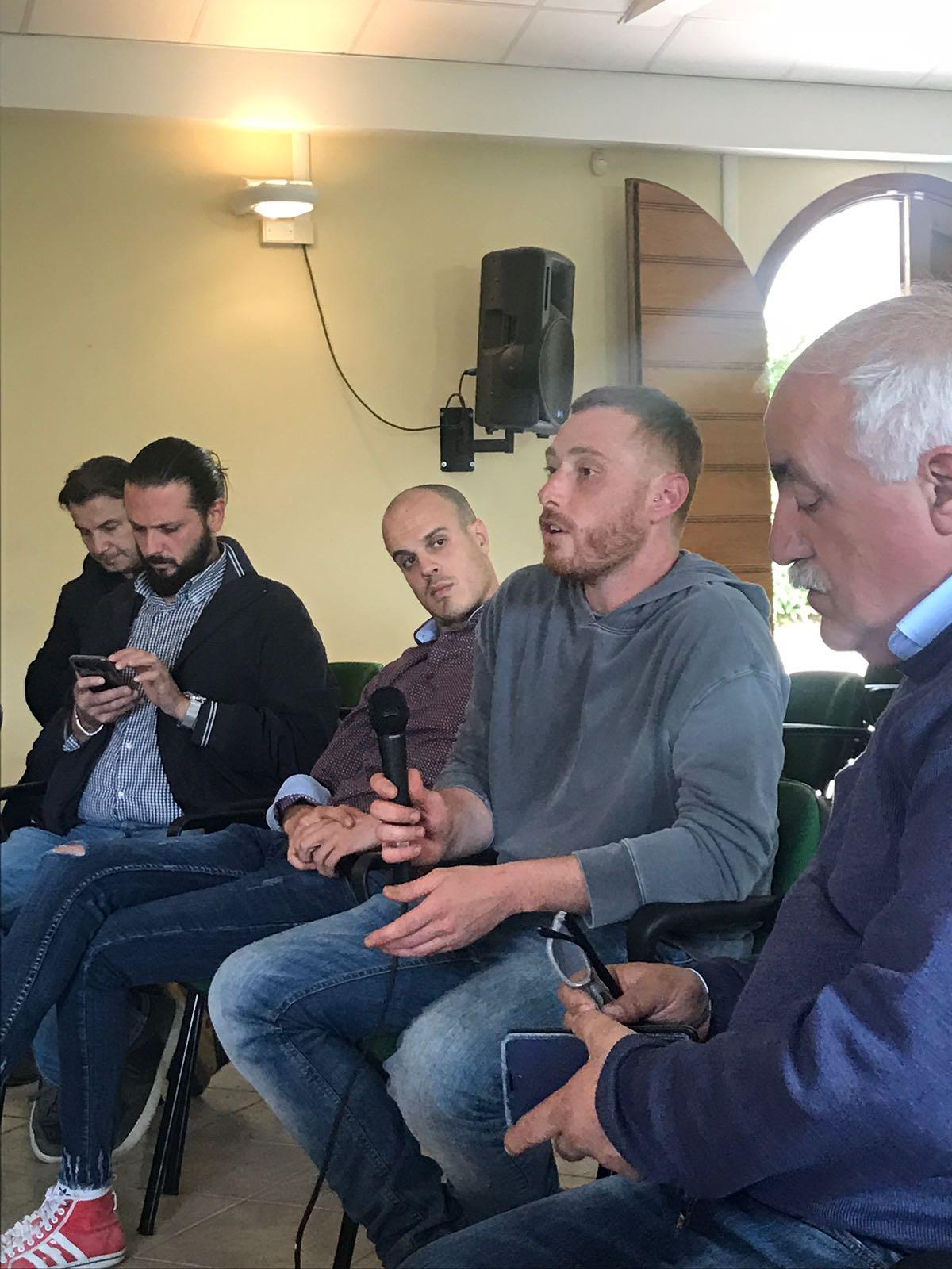 Green Jobs - incontro del 23 maggio 2018 a Montefranco