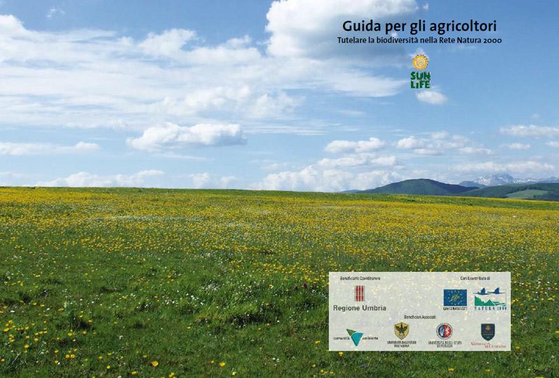Copertina della Guida per Agricoltori
