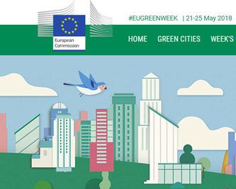 icona EU GREEN WEEK 2018