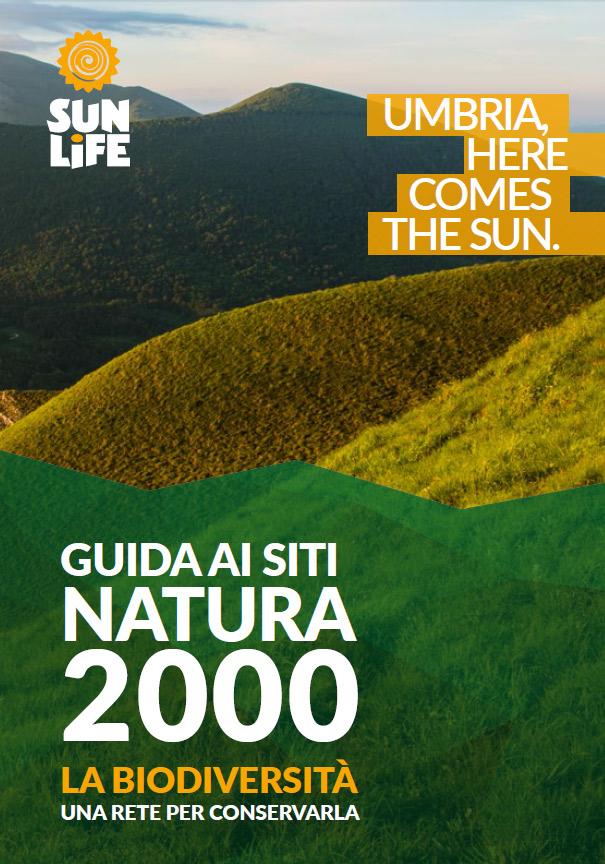 icona della copertina Della Guida Pratica Ai Siti Natura 2000