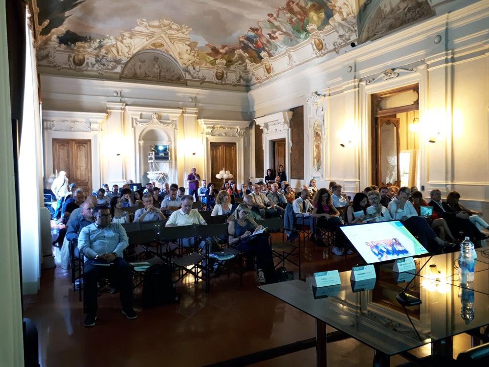 Sala Brugnoli - Convegno conclusivo del progetto SUN LIFE - 12 settembre 2018