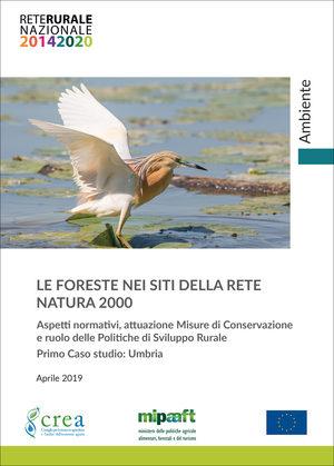 Copertina del libro Le Foreste Dei Siti della Rete Natura 2000